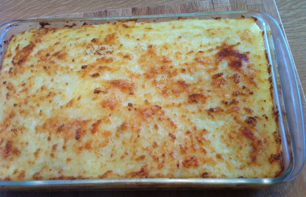 Shepherd's Pie-finished product